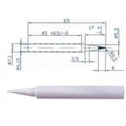 Vrh lemilice HQ-SOLDER ø 5.3mm - ø 0.5mm