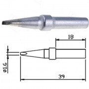 Vrh lemilice SR-624 1,6 mm