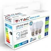 Žarulja LED E27 5.5W 3/1 prirodno bijela