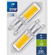 Žarulja LED G9 2W 2700K