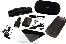 PSP 17 accessories CNG-PSP01