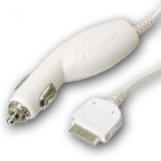 Car charger for iPod