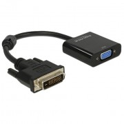 Converter DVI-D male - VGA female